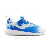 Nike Roshe Run Santa Monica PackRoshe Run Blanche Chaussure Fille