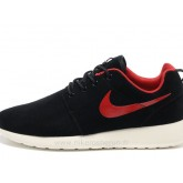 Nike Roshe Run Chaussure pour Homme Premium Anthracite Nike Rosh Run Rouge Magasin Paris