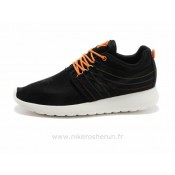 Chaussures Nike Roshe Run Dyn FW Homme Noir Orange Nike Roshe 2015 Magasin Marseille