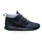 Nike Roshe run Sneakerboot noir Nike Roshe Run 2015 Officiel