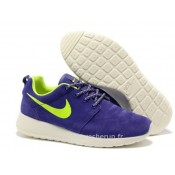Chaussures Nike Roshe Run Femme Pourpre Blanc Nike Roshe Run Requin Foot Locker