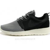 Nike Roshe Run Mid Chaussure pour Homme Noir Nike Roshe Run Enfant Chaussure Fille