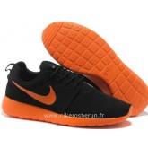 Nike Roshe Run pour Homme Noir Orange Neno Mesh Nike Roshe Run Gris Nouvelle Basket