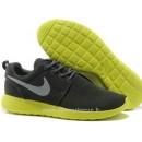 Nike Roshe Run Chaussure pour Homme Noir de Charbon Nike Qs Boutique En Ligne