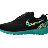 Nike Roshe Run Pattern Chaussure pour Homme Noir Nike Roshe Run Marble Factory Paris
