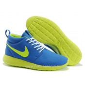 Nike Roshe Run Mid Chaussure pour Homme Hero Nike Roshe Run Mid Qs Reduction Store