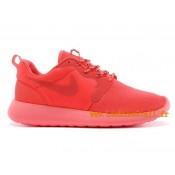 Nike Roshe Run Chaussure pour Homme Brun Blanc Nike Roshe Run Palm Magasin D Usine
