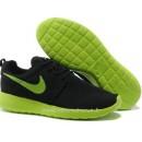 Nike Roshe Run Chaussure pour Homme Noir Fluorescent Nike Roshe Run Premium Nouvelle Mercurial