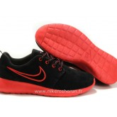 Nike Roshe Run Suede Chaussure pour Femme Noir Nike Run Roshe Chaussure De Securite