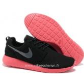 Chaussures Nike Roshe Run Homme Coal Noir Rouge Nike Run Roshe Nouvelle Mercurial