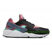 Chaussures Nike Roshe Run Mesh Femme Gray Jaune Rosh Run Femme Store Marseille
