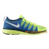 Nike Roshe Run HYP QS Chaussure pour Homme Lime Rosh Run Noir Chaussures Montantes