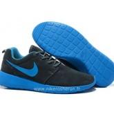 Nike Roshe Run pour Femme Dark Bleu Rosh Run Magasin D Usine