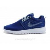 Chaussures Nike Roshe Run Dyn FW Femme Bleu Blanc Roshe Run 2015 Boutique Paris