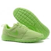 Nike Roshe Run Chaussure pour Femme Vert Mesh Roshe Run Blanche Magasin Marseille
