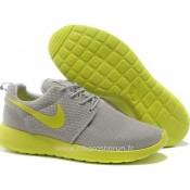 Chaussures Nike Roshe Run Mesh Homme Gray Apple Roshe Run Mesh Boutique Paris