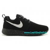 Nike Roshe Run Chaussure pour Homme Noir Rouge Roshe Run Nike Id Chaussure De Securite