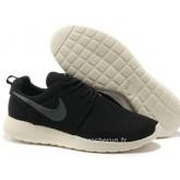 Nike Roshe Run Chaussure pour Homme Noir de Charbon Roshe Run Grossiste Chaussure
