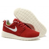 Chaussures Nike Roshe Run Femme Rouge Blanc Nantes Roshe Run Palm Trees Court Tradition