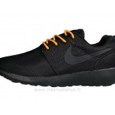 Chaussures Nike Roshe Run Knitting Homme MainNoir Roshe Run Palmier Soldes