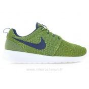 Nike Femmes Roshe run vert Roshe Run Running Shoes