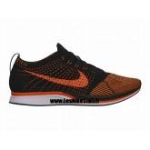 Nike Roshe Run pour Homme Chameau Blanc Noir Roshe Run Soldes Chaussures Montante