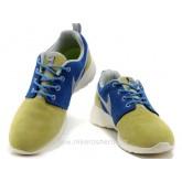 Nike Roshe Run Suede Chaussure pour Homme Wheat Roshe Run White Mercurial Vapor