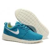 Nike Roshe Run pour Femme Bleu Blanc Run Roshe Nouvelle Chaussure
